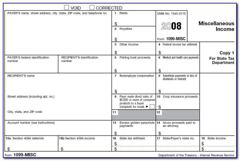1099 Forms For Quickbooks Online