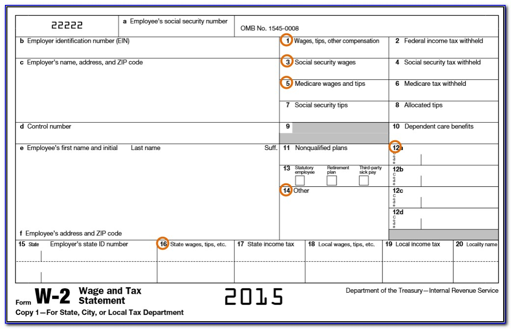 Quickbooks Online Payroll W2 Forms