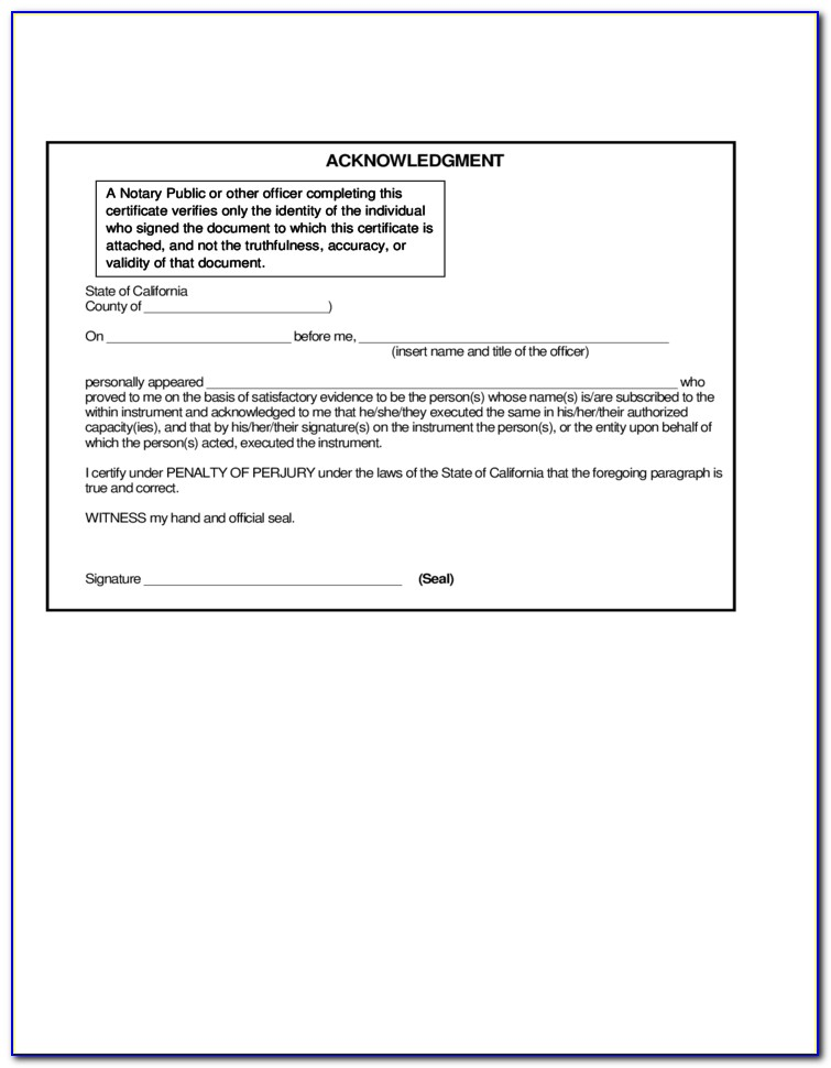 Small Estate Affidavit California Form 13100