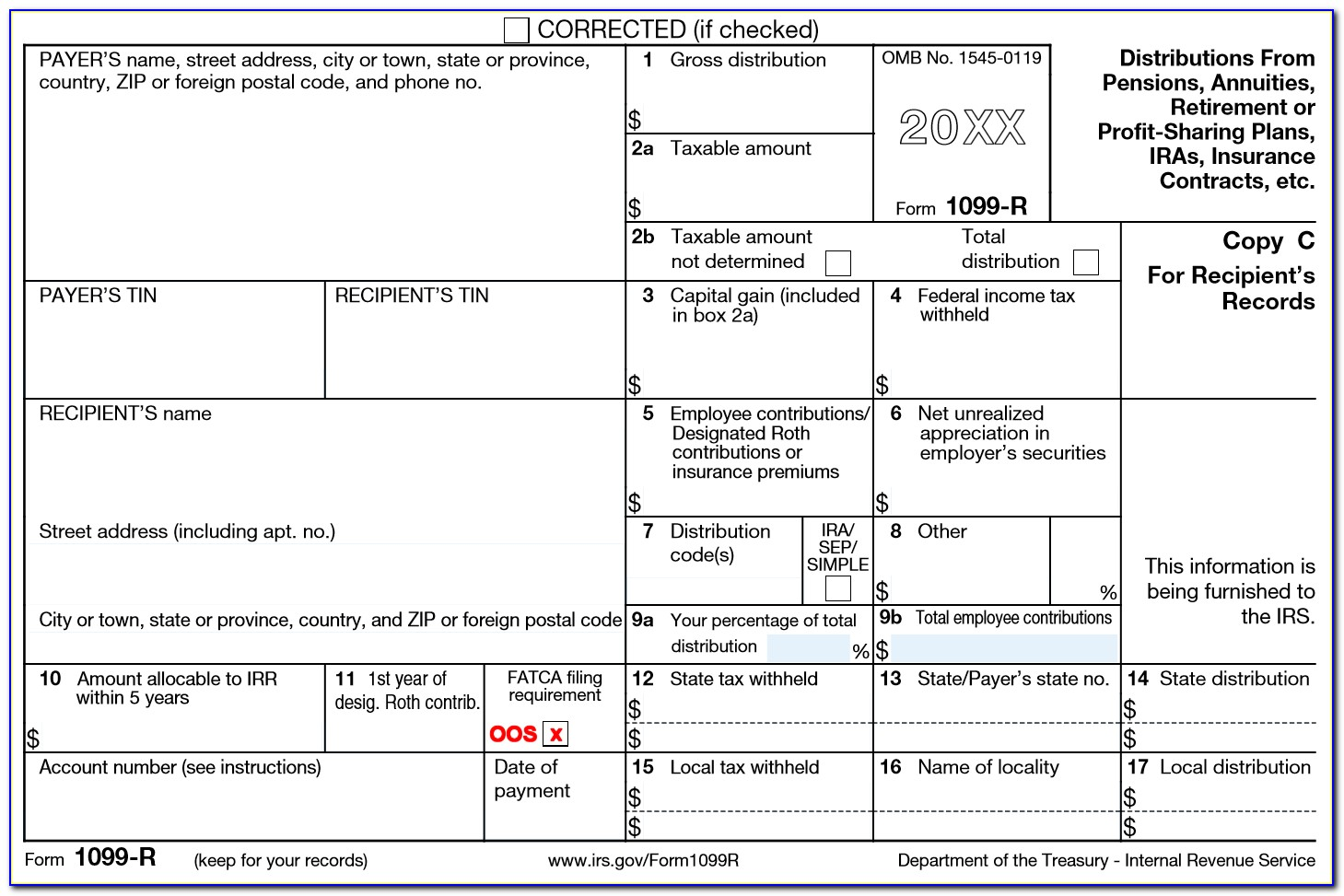 Tax Form 1099 R Distribution Codes Form Resume Examples