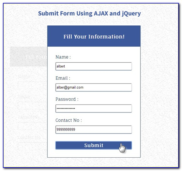 Open Source Form Generator Php Mysql