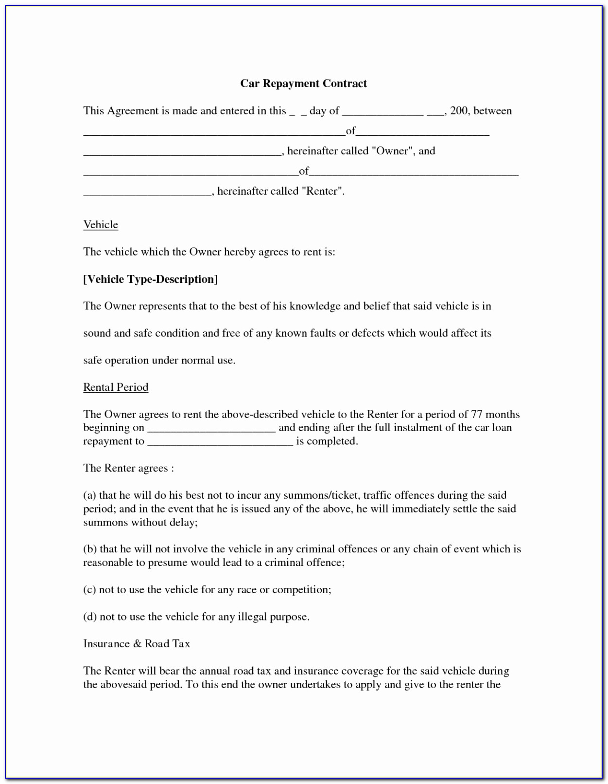 Simple Investment Contract Template Unique Sample Artist Management Agreement Gallery Example Ideas Loan