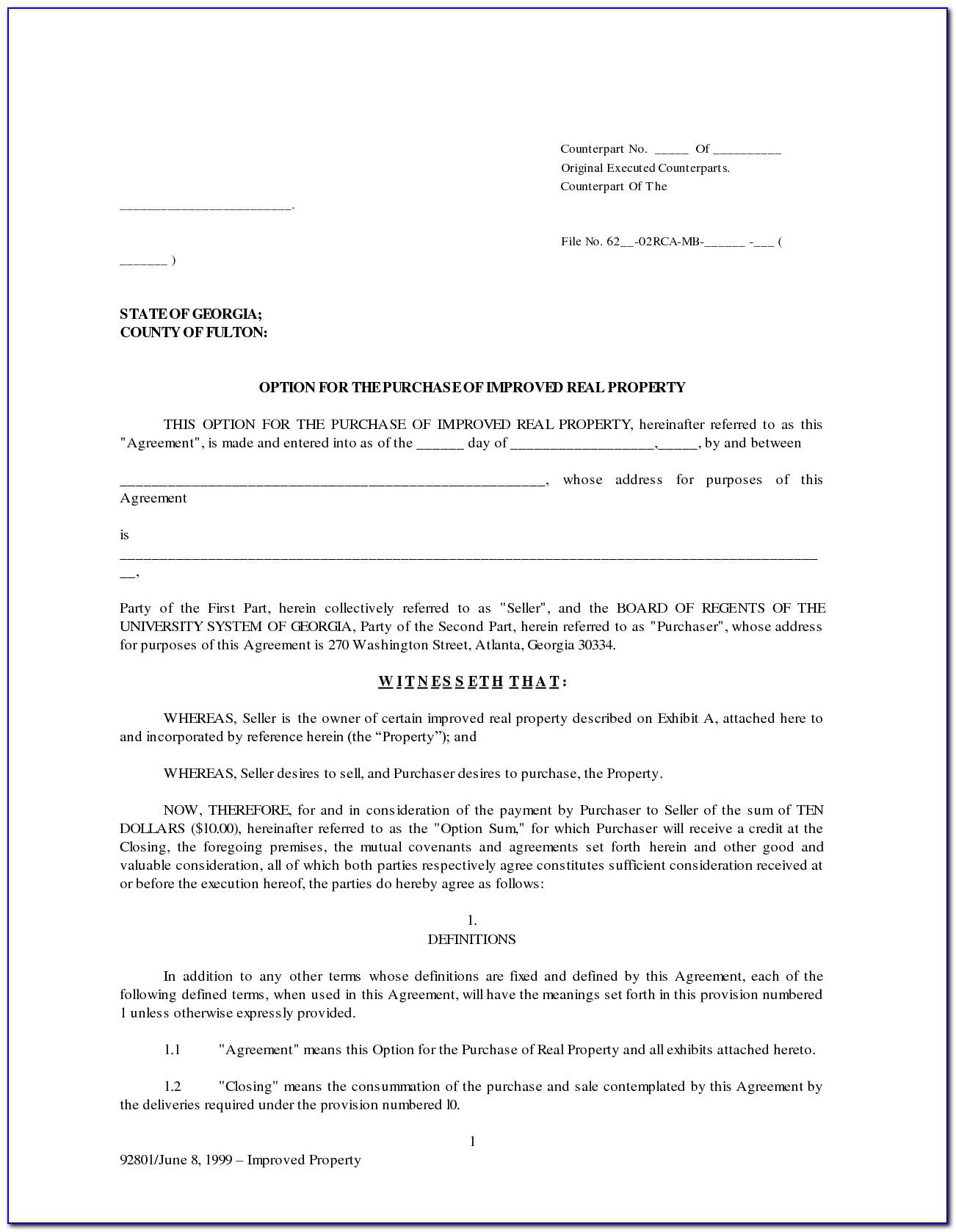 Warranty Deed Form Michigan
