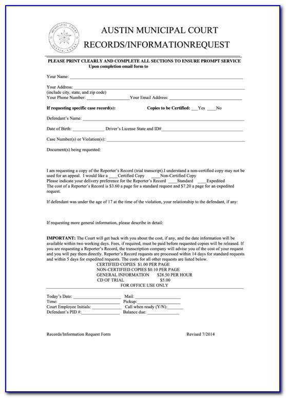 Williamson County Divorce Filing Fees