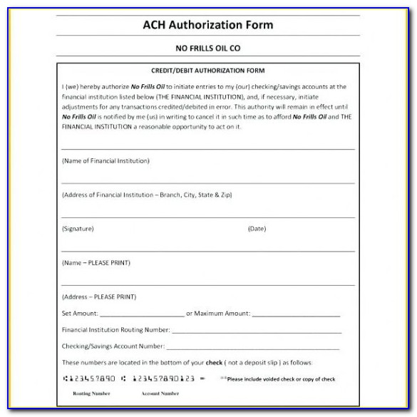 direct deposit form chase  Ach Debit Authorization Form Chase - Form : Resume Examples ...