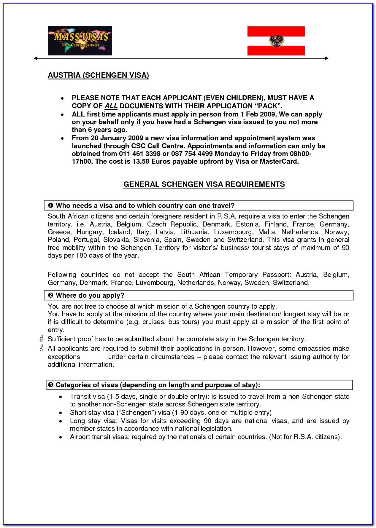 Visa Invitation Letter Format For Business