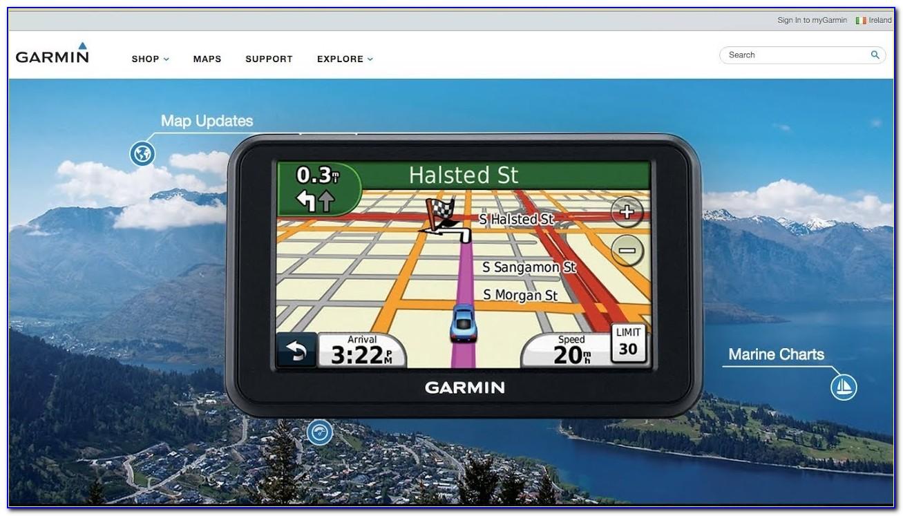 Free Garmin Nuvi Maps South Africa
