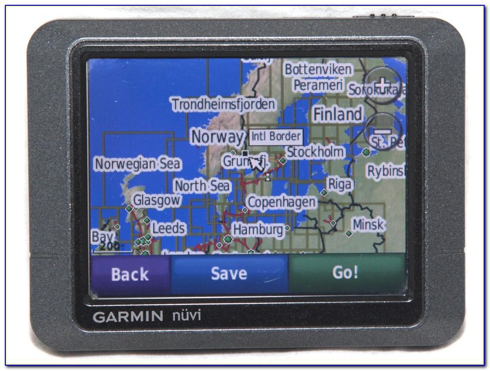 Garmin European Maps Sd Card