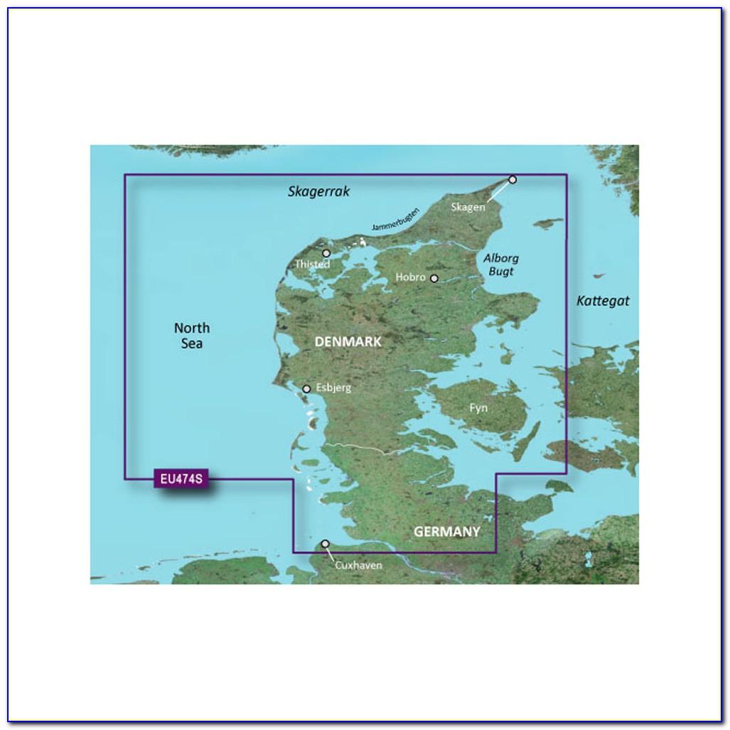 Garmin Marine Maps Australia