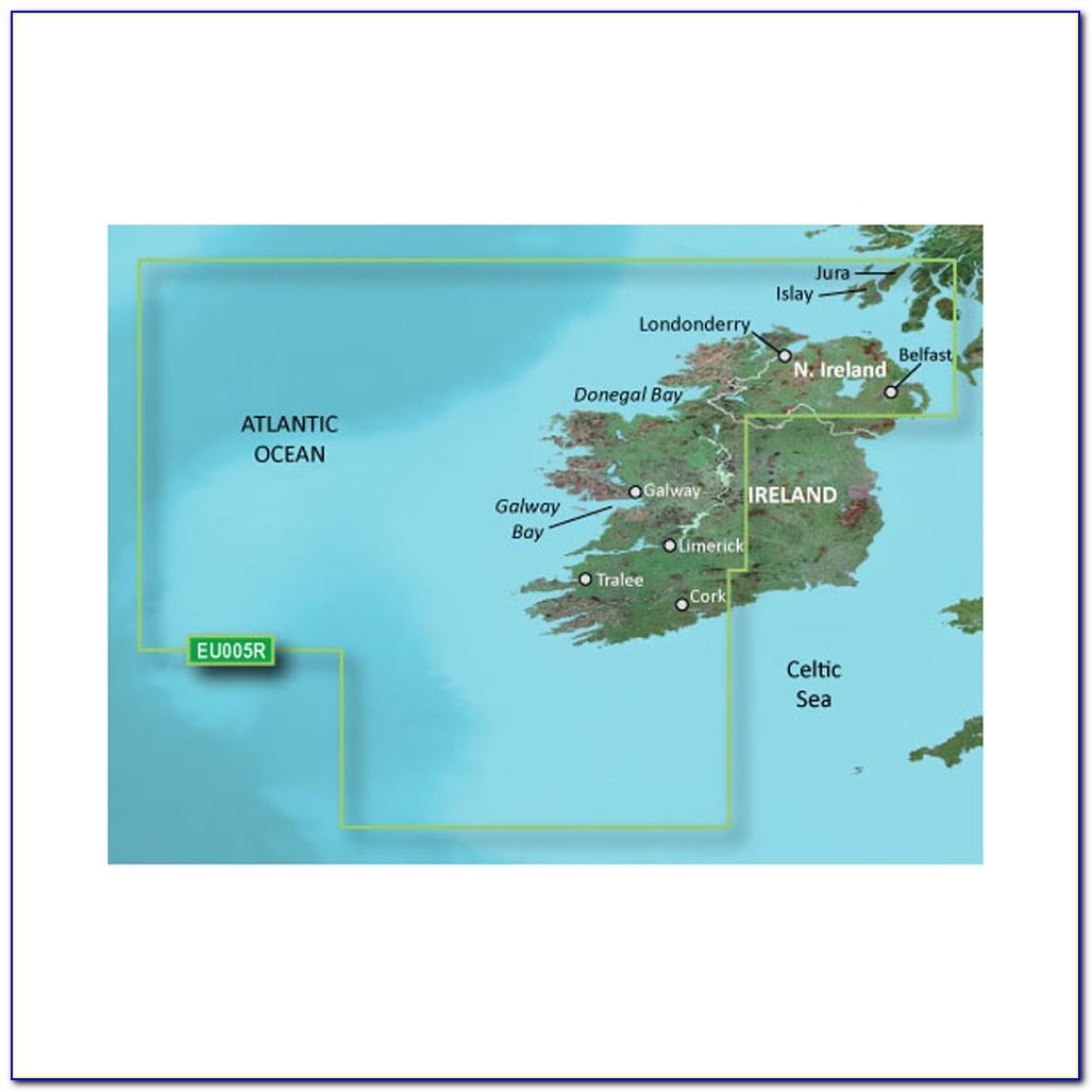 Garmin Marine Maps Canada