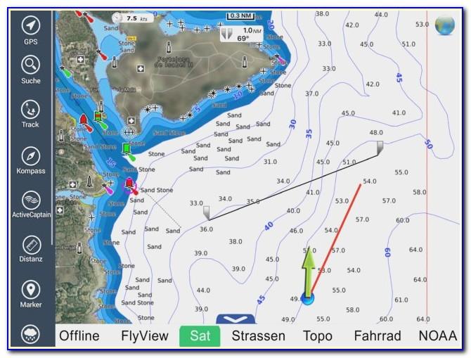 Garmin Gps Marine Maps Best Balearischen Ins Seekarte Hd Im App Store