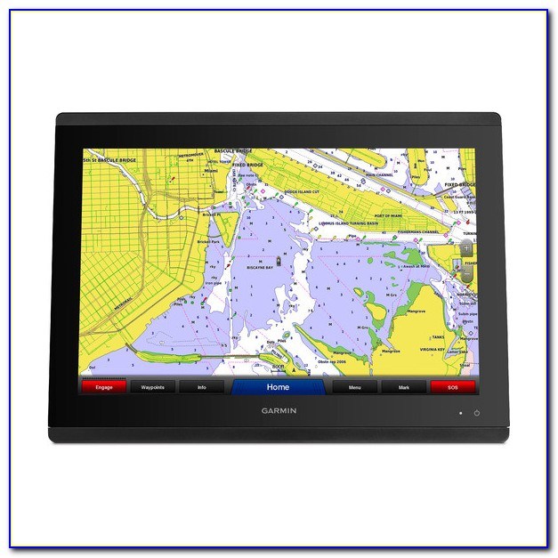 Garmin Marine Maps Update