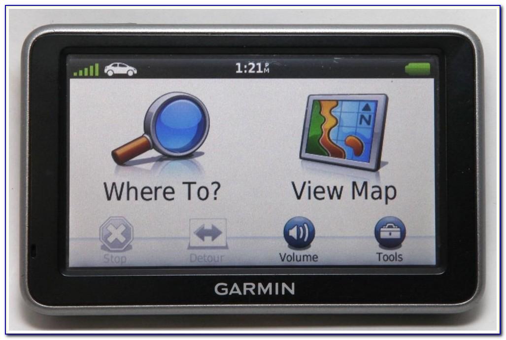 Garmin Nuvi 2360 Gps Lifetime Usa Can Mexico Maps 2016 Download Usa Maps For Garmin Nuvi