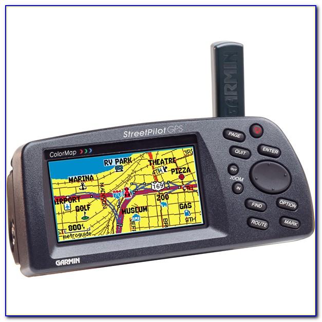 Garmin Streetpilot C580 Map Update