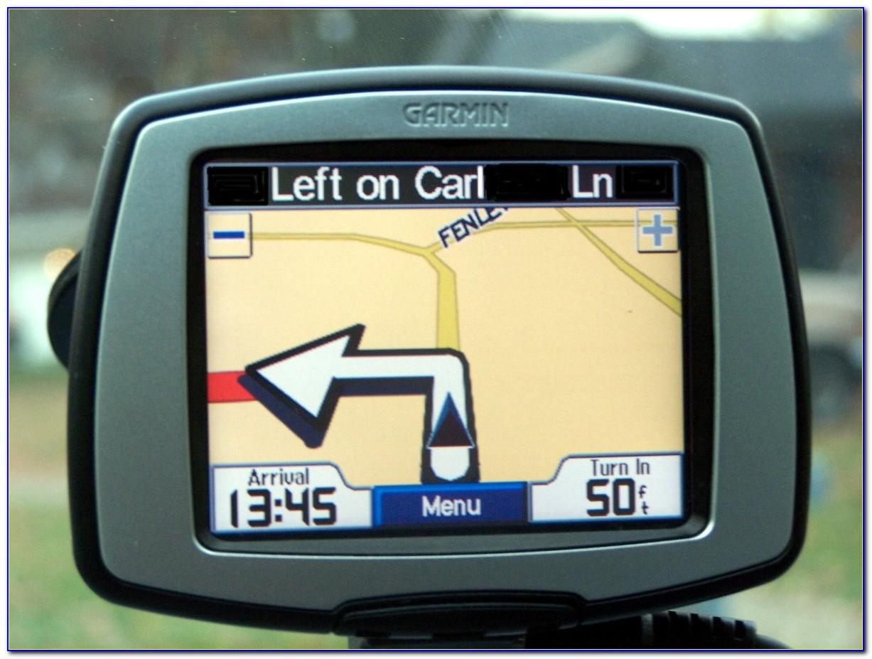 Garmin Streetpilot Map Update