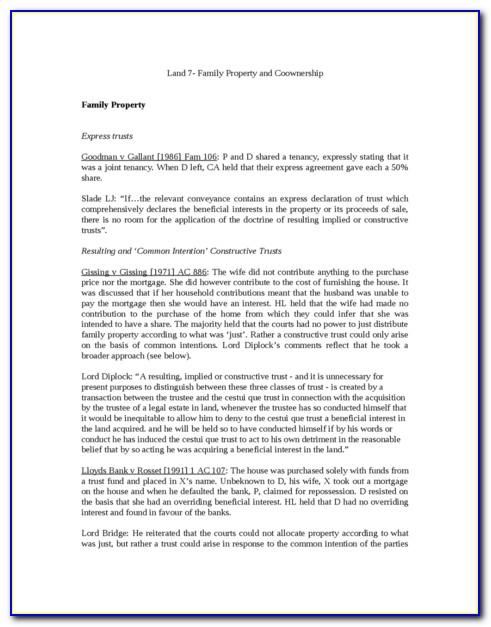 Joint Tenancy Deed Form Colorado