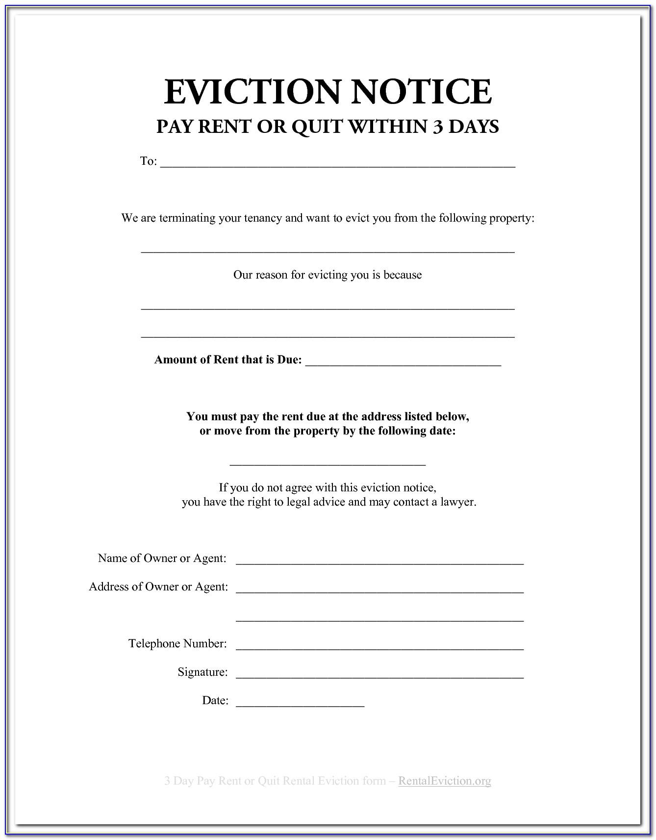 Lakewood Ohio Eviction Forms