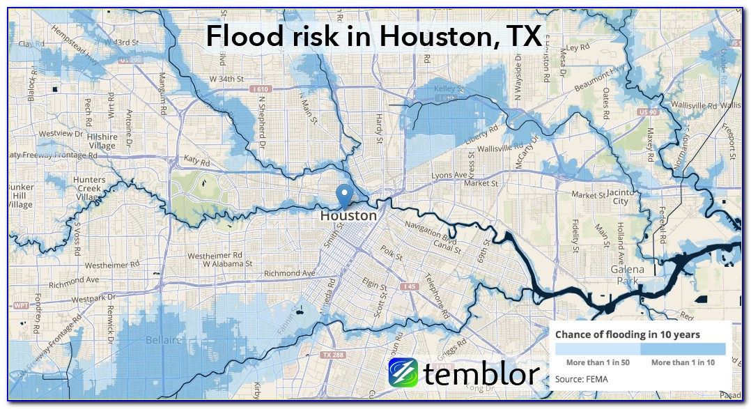 Map Of Flood Zones In Houston Texas - Maps : Resume Examples ...