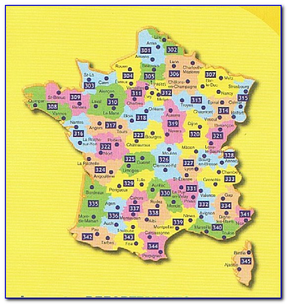 Michelin Maps France Local