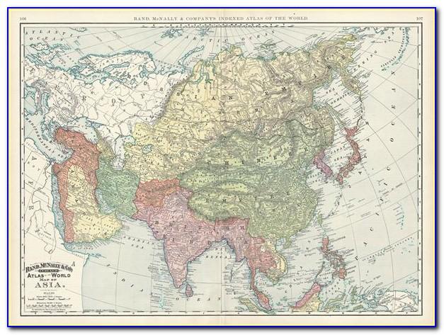 Rand Mcnally Maps Canada