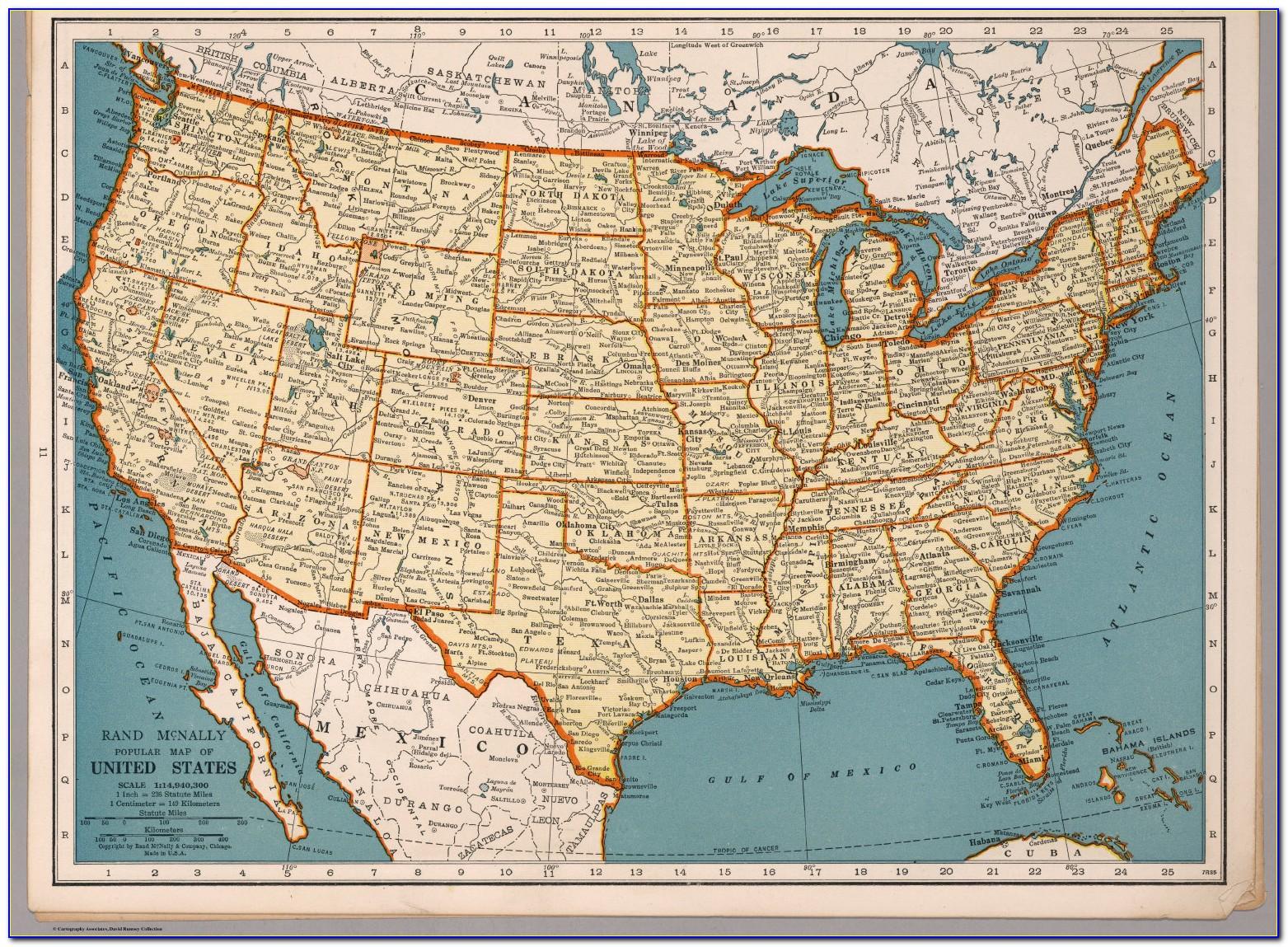 Rand Mcnally Maps Update