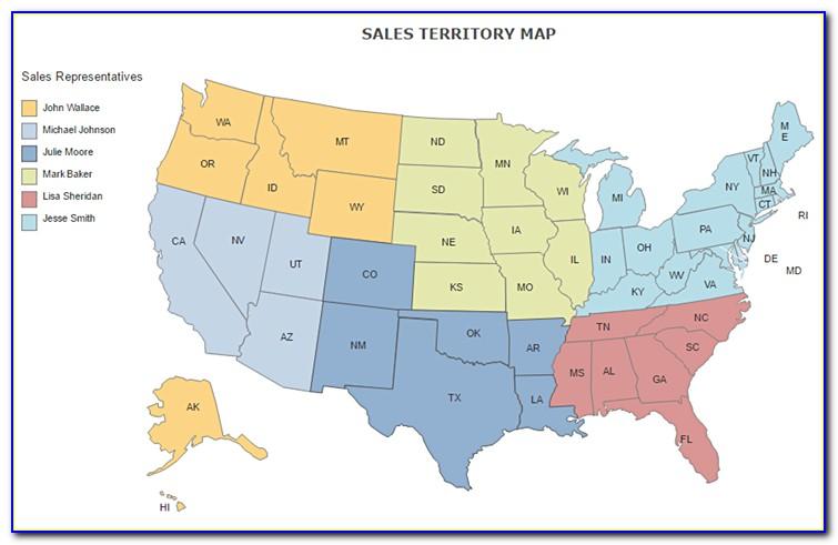 Territory Map Maker Free