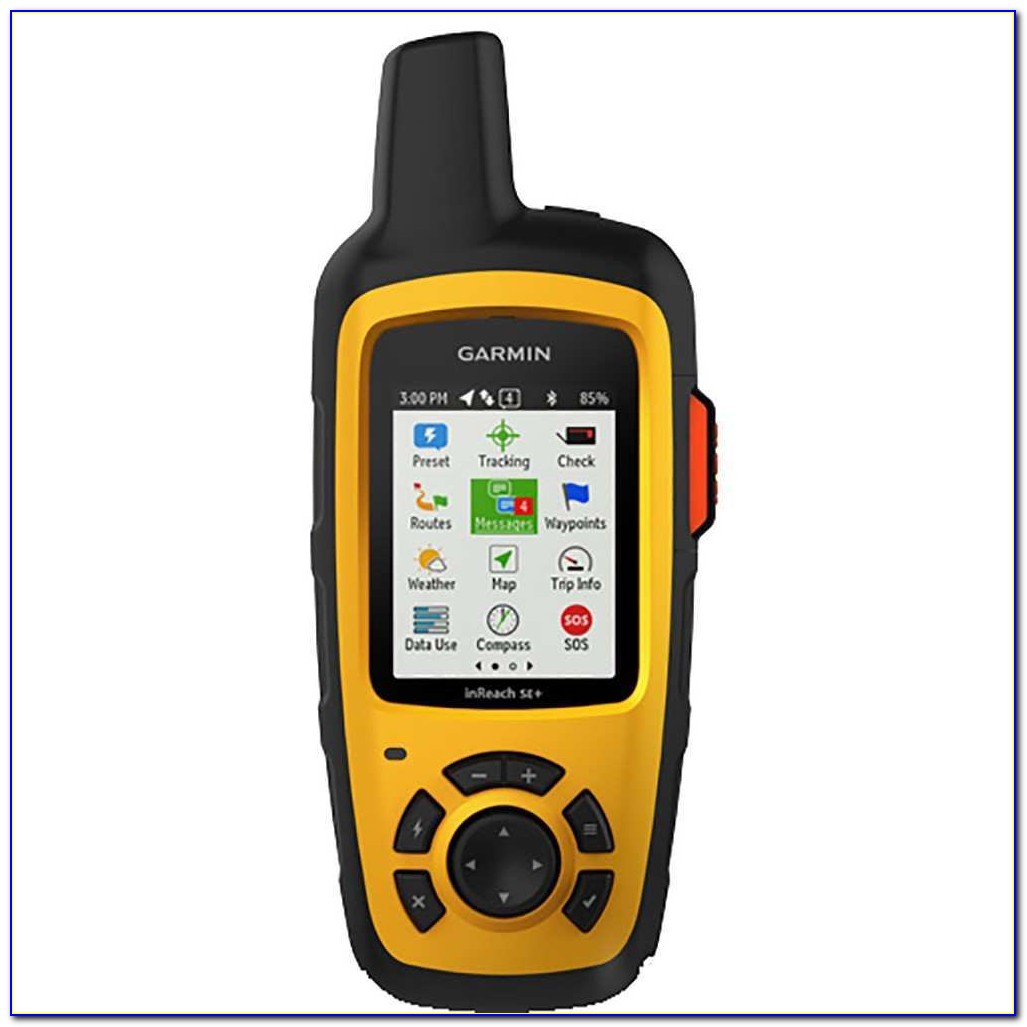 Handheld Gps With Topo Maps Inspirational Garmin Outdoor 010 00 Garmin Inreach Se Handheld Gps And