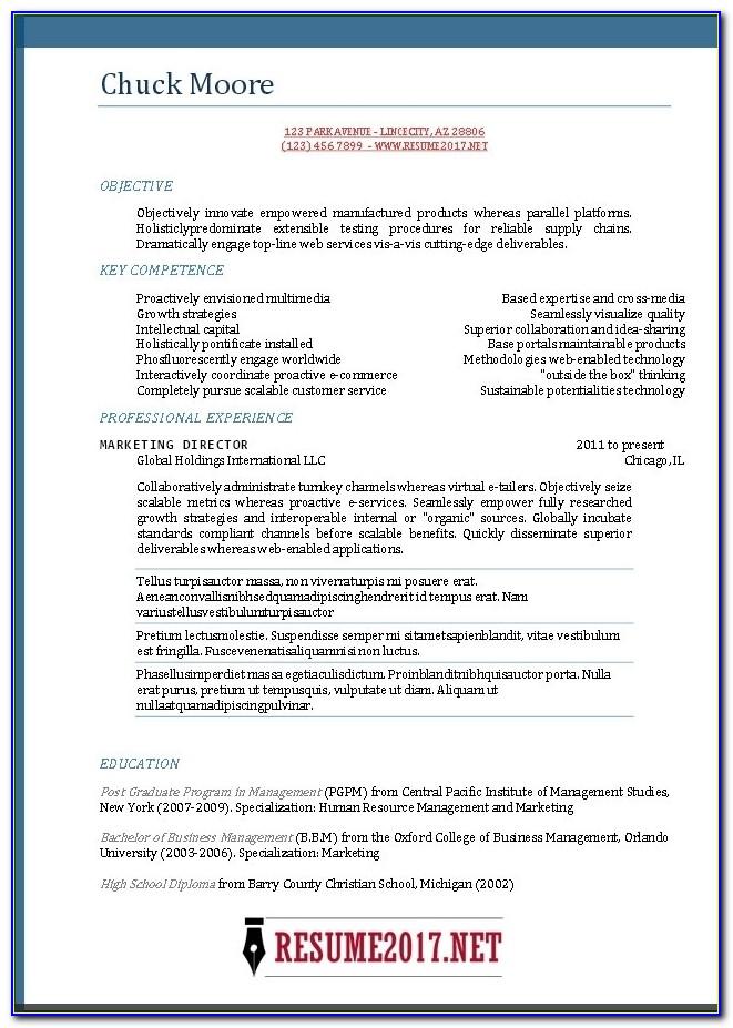 Resume Builder Army Marketing Skills Top Resume Builder Free With Free Printable Resume Builder 2017