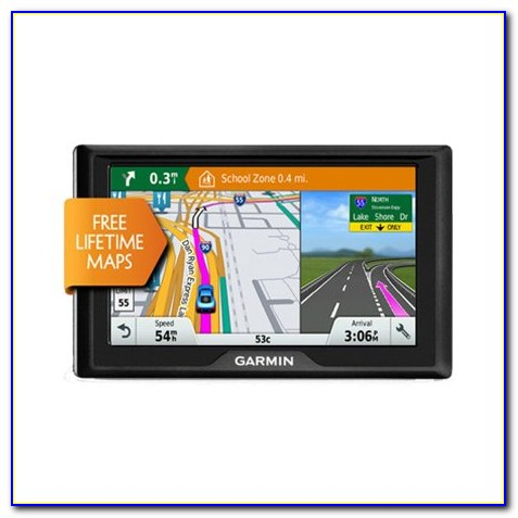 Garmin Drive 5 With Lifetime Maps Ex