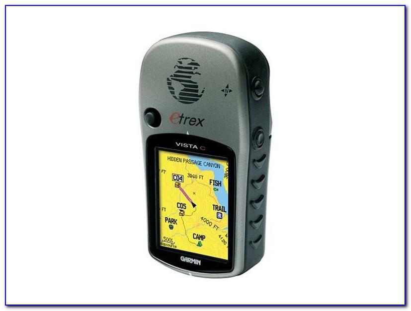Garmin Etrex Vista Maps Free