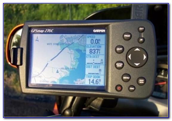 Garmin Gpsmap 276c Maps