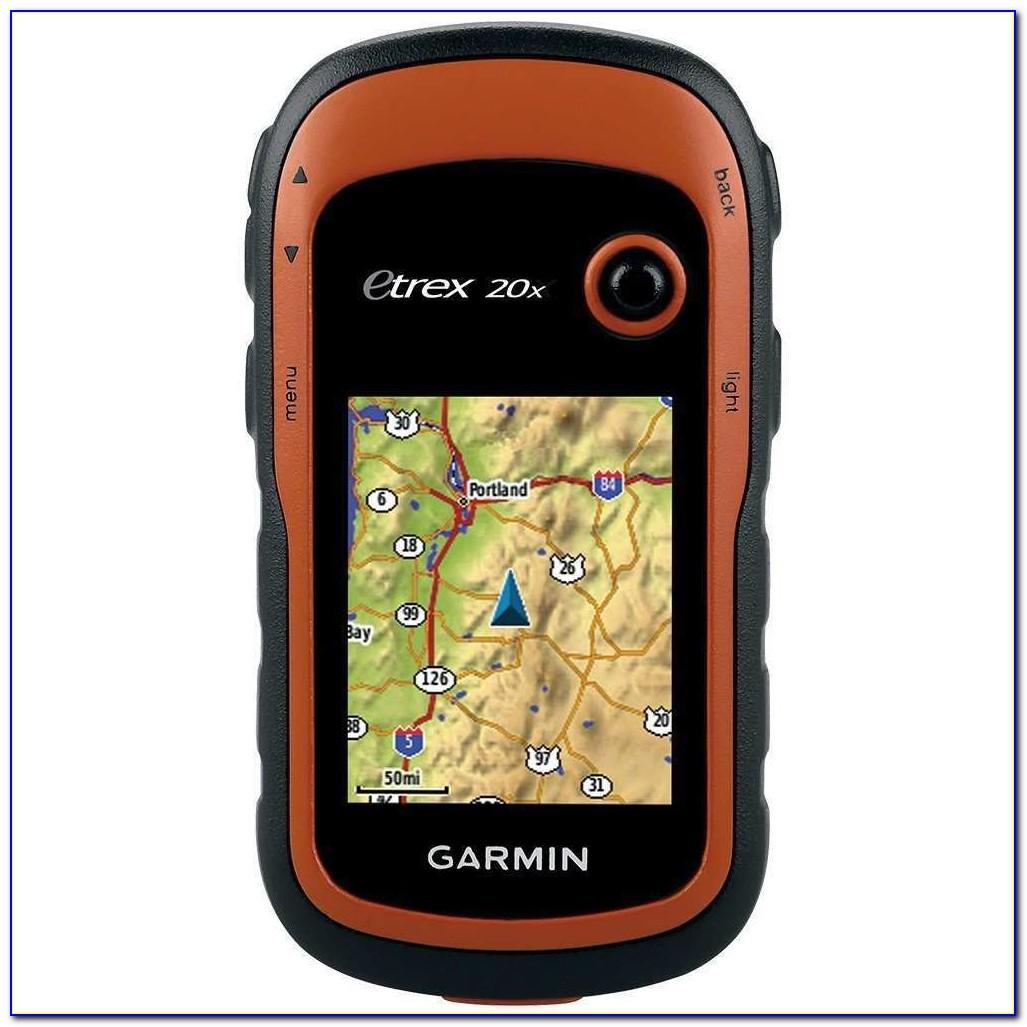 Handheld Gps With Topo Maps Luxury Garmin Etrex 20x│outdoor Handheld Gps Glonass│western Europe Topo