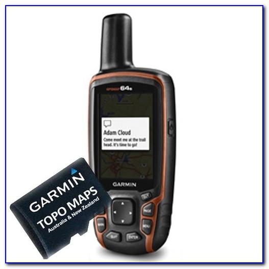 Garmin Handheld Gps Topo Maps