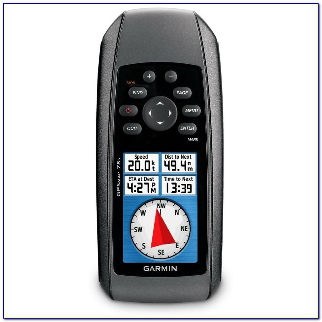 Garmin Handheld Gpsmap 78sc
