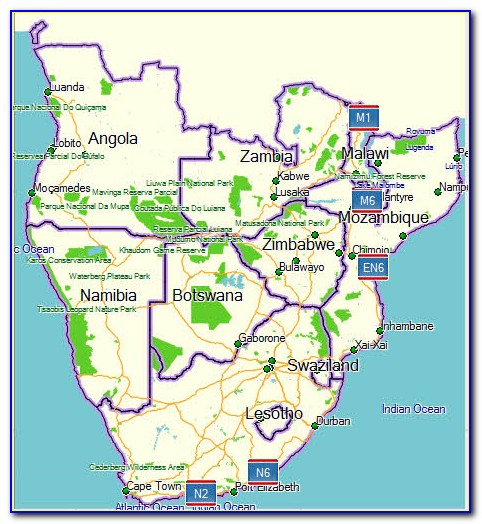 Garmin South Africa Street Maps Free Download