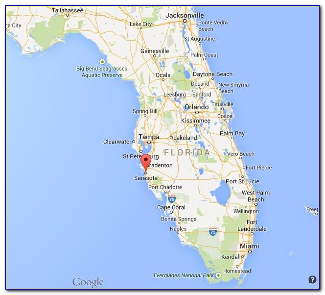 Google Maps Sarasota Florida - Maps : Resume Examples ...