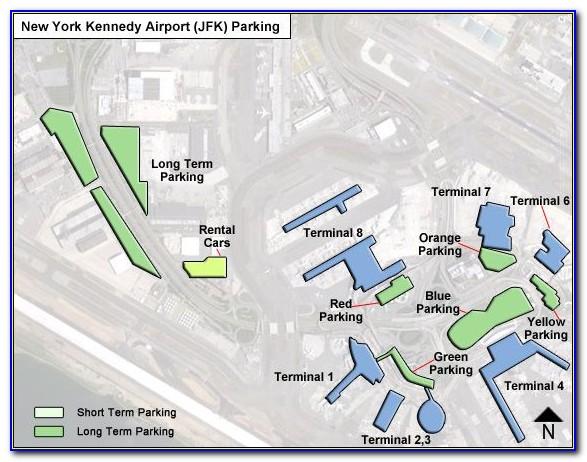 Jfk Airport Long Term Parking Lot 9 Directions