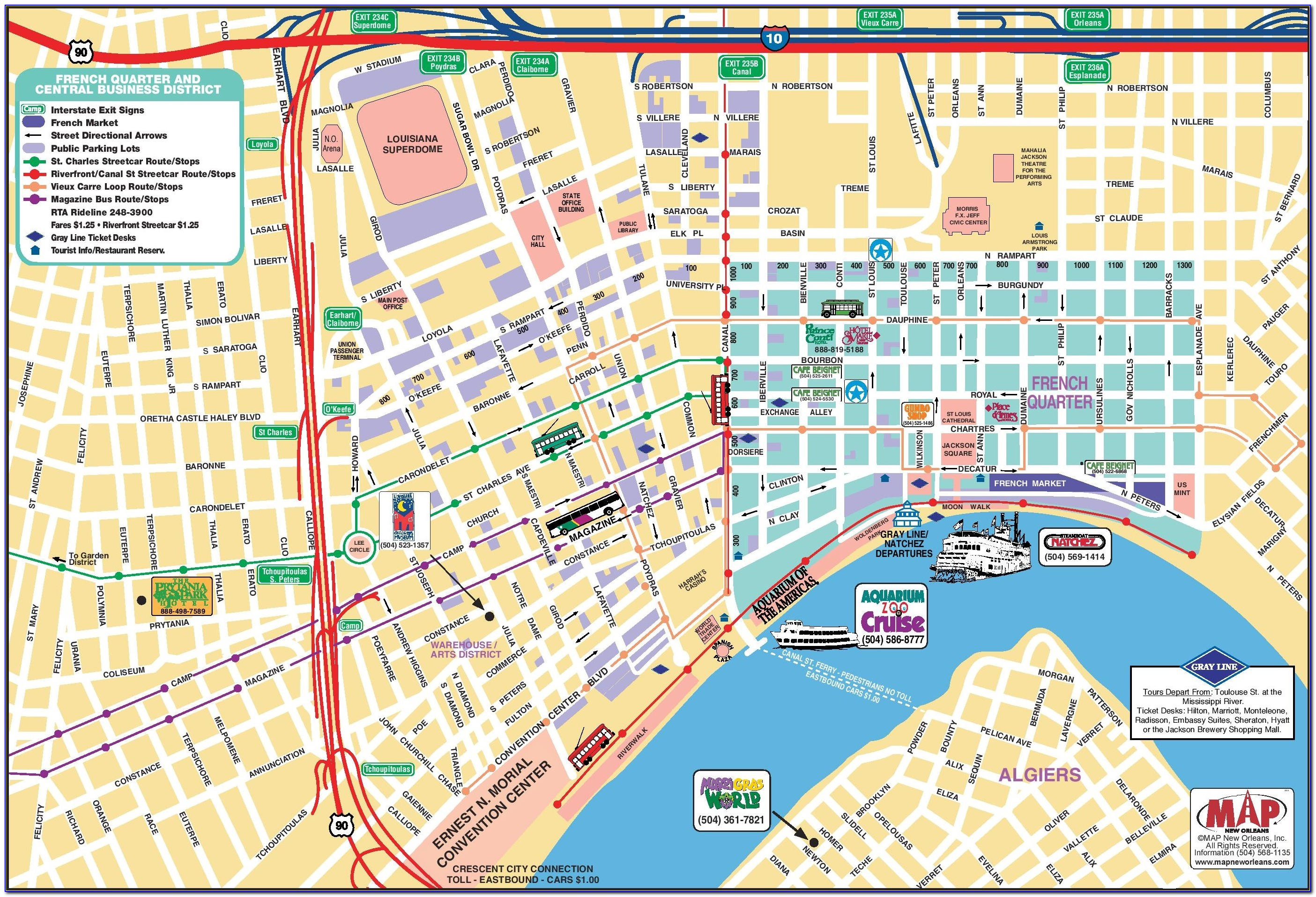 Google Maps French Quarter Hotels Maps Resume Examples Wqojx68dx4