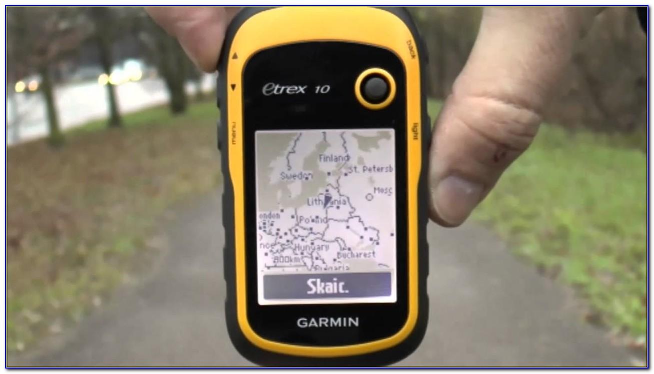 Maps For Garmin Etrex Vista