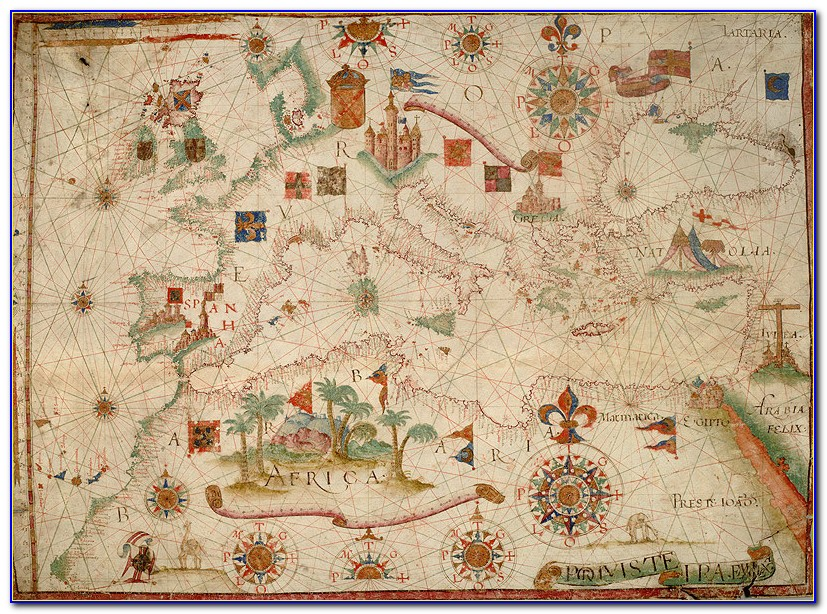 Picture Books With Maps
