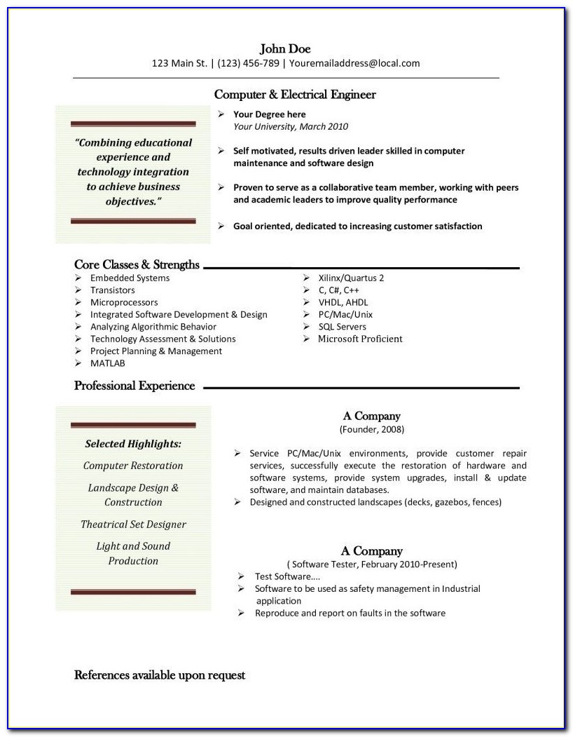 Download Free Resume Builder] Best Ideas About Resume Builder Within Completely Free Resume Builder Template