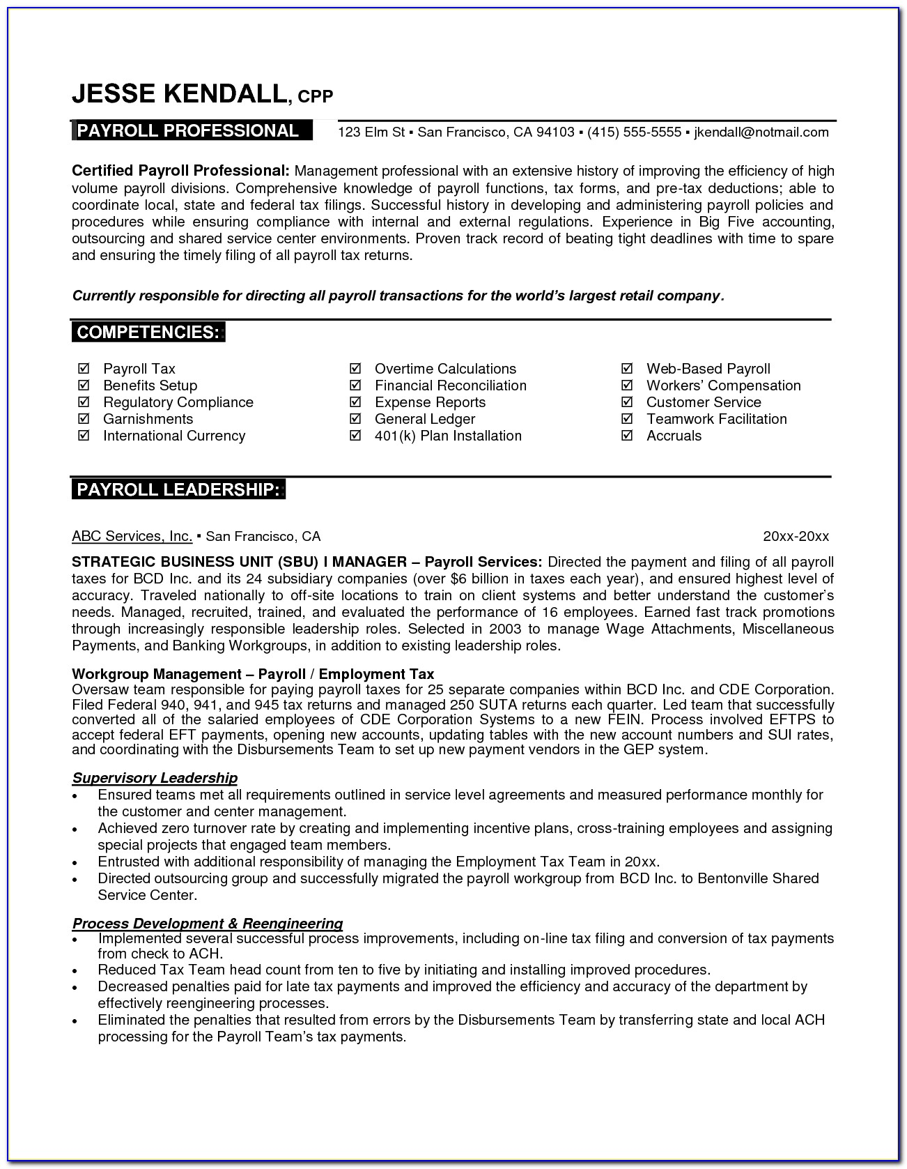 Sample Professional Resume Curriculum Vitae Resume Cv Examples The Most Sample Resumes For Professionals
