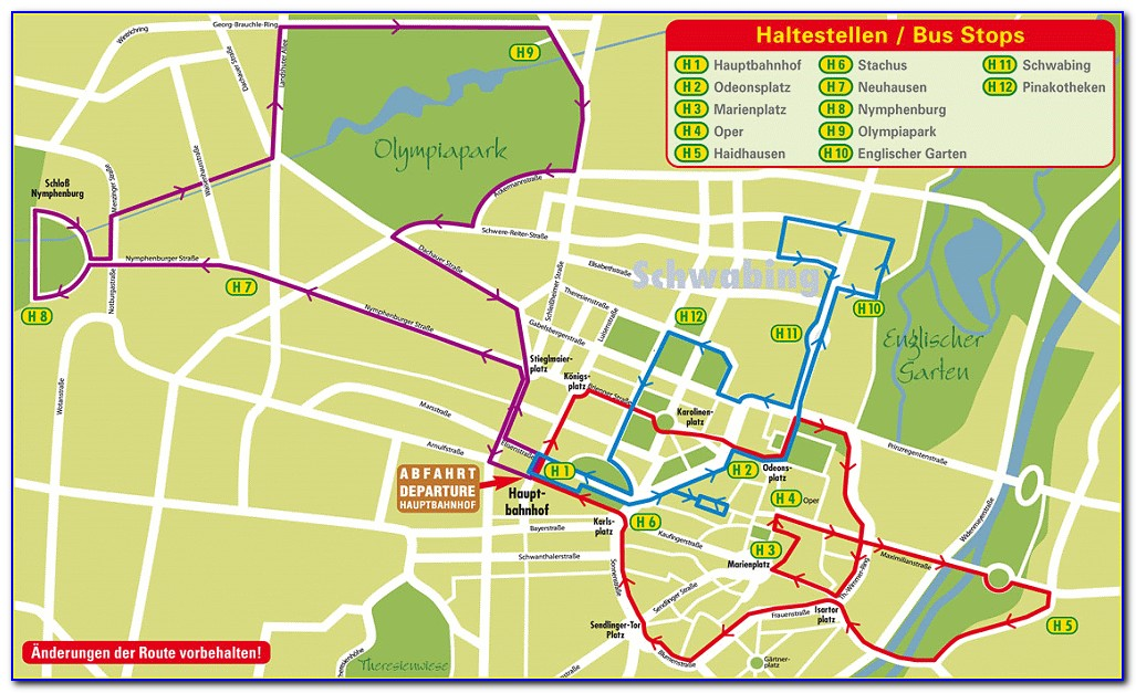 Singapore Hop On Hop Off Bus Route Map Pdf - Uncategorized ...