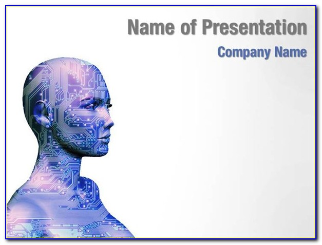 Artificial Intelligence Powerpoint Templates Free Download