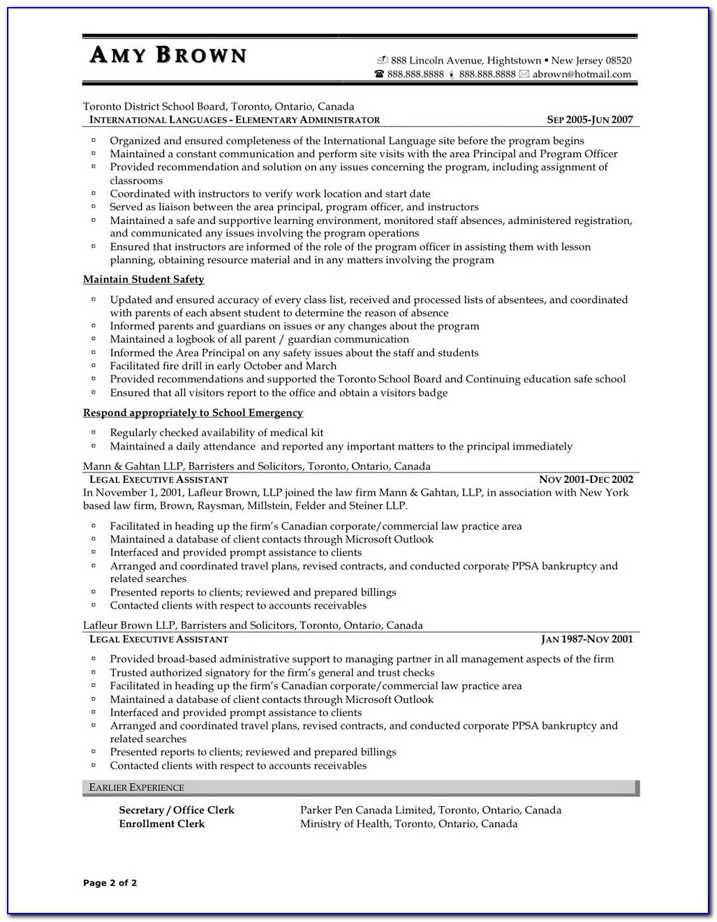 Best Resume Programs For Mac