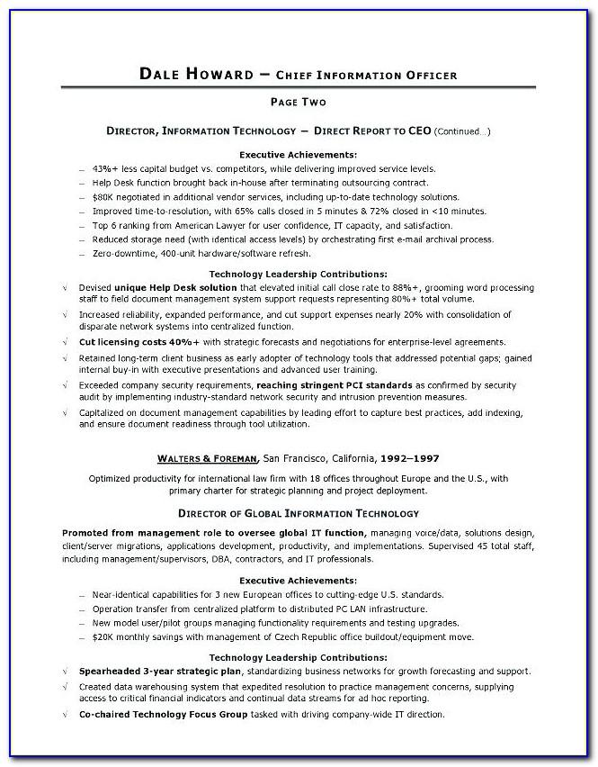 Best Resume Writers Nyc