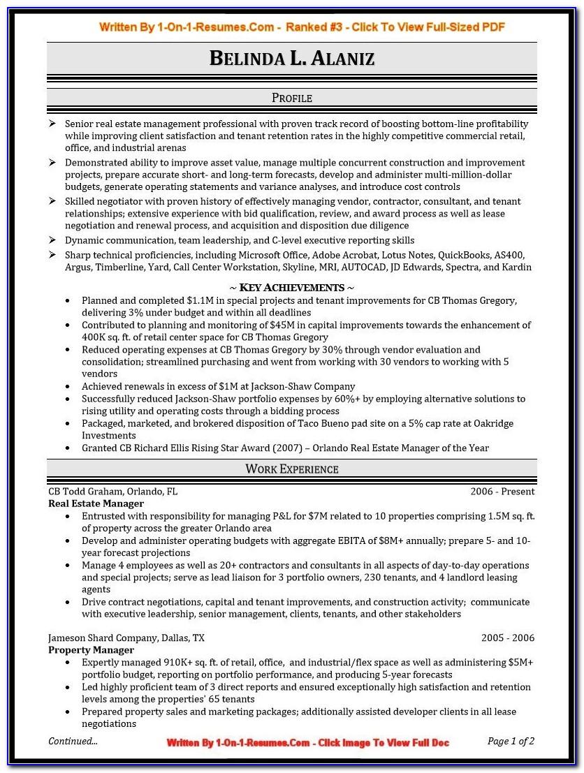 Certified Professional Resume Writer Online