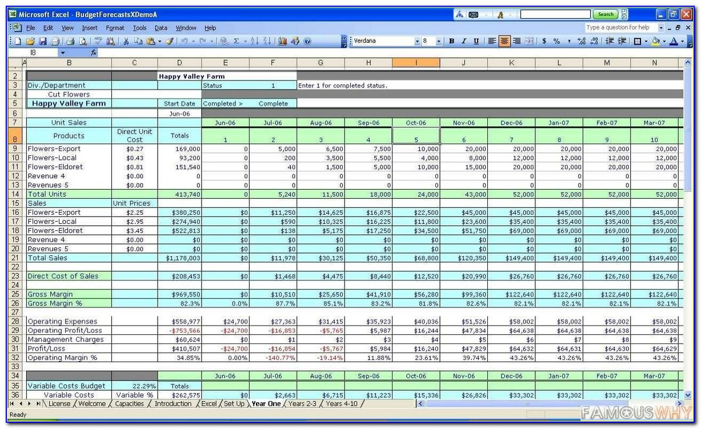 Construction Estimate Templates Excel