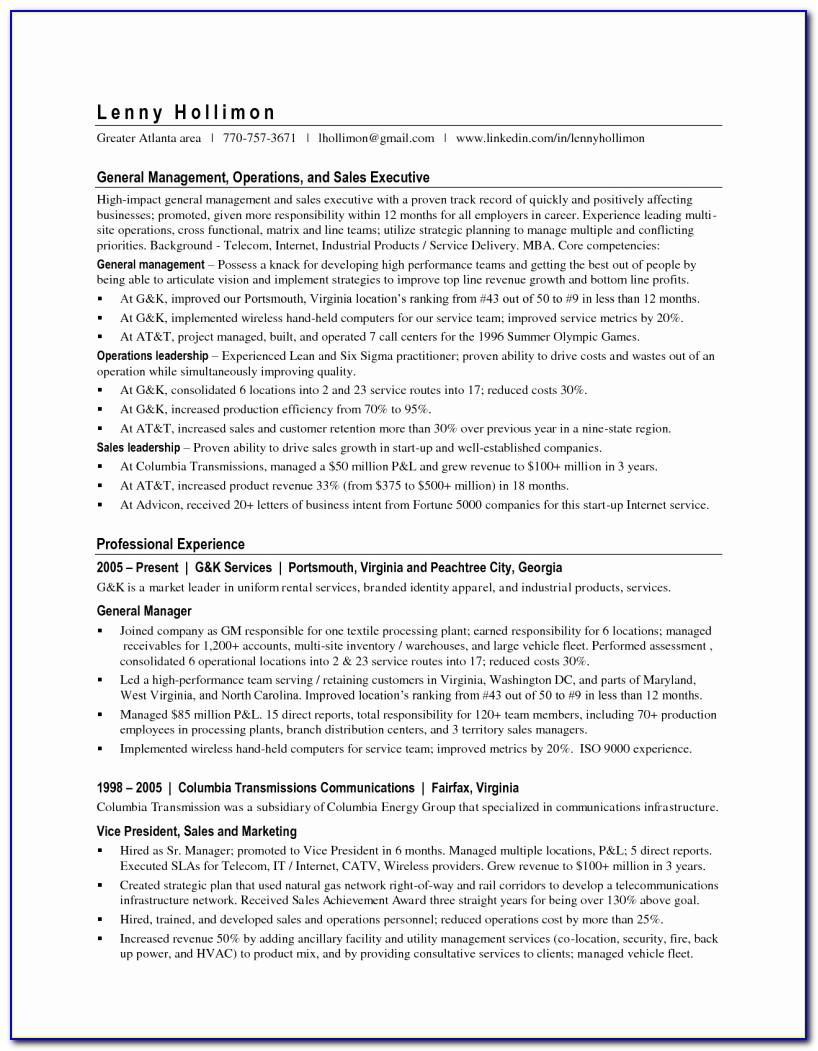 Executive Resume Writing Service Columbus Ohio