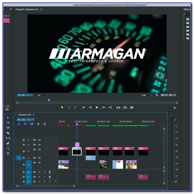 Final Cut Pro Intro Templates Free Download